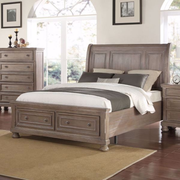 Picture of ALLEGRA KING STORAGE BED