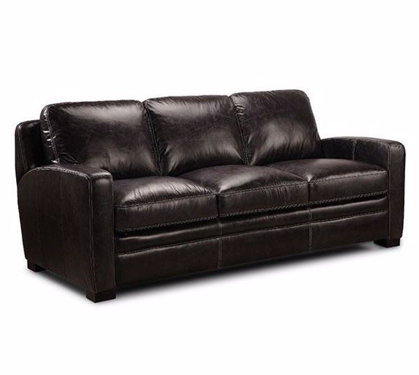Picture of EASLEY RIO BROWN ONYX SOFA