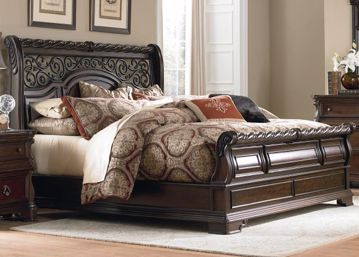 Picture of ARBOR PLACE KING SLEIGH BED