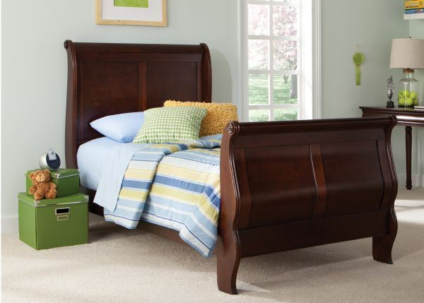 Picture of CARRIAGE COURT TWIN SLEIGH BED