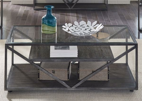 Picture of ARISTA COCKTAIL TABLE