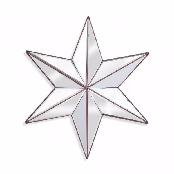 Picture of STAR WALL MIRROR