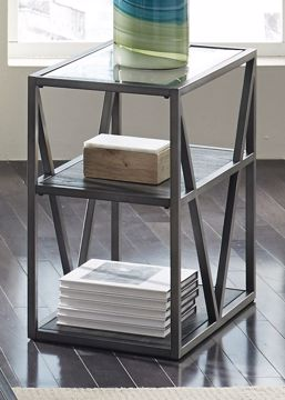 Picture of ARISTA CHAIRSIDE TABLE