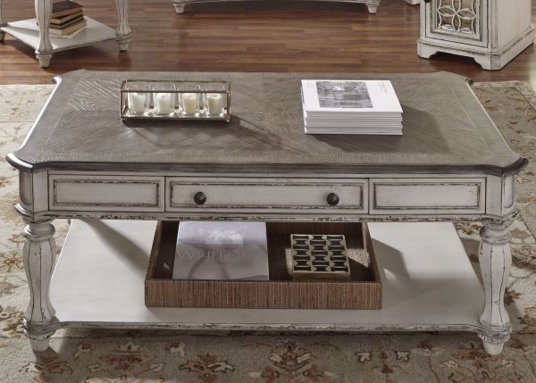Picture of MAGNOLIA MANOR COCKTAIL TABLE