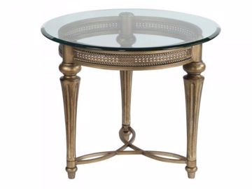 Picture of GALLOWAY ROUND END TABLE