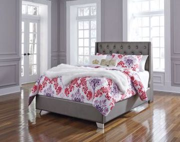 Picture of CORALAYNE FULL UPHOLSTERED BED