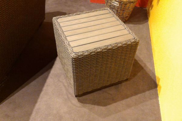 Picture of BROOKSTONE END TABLE