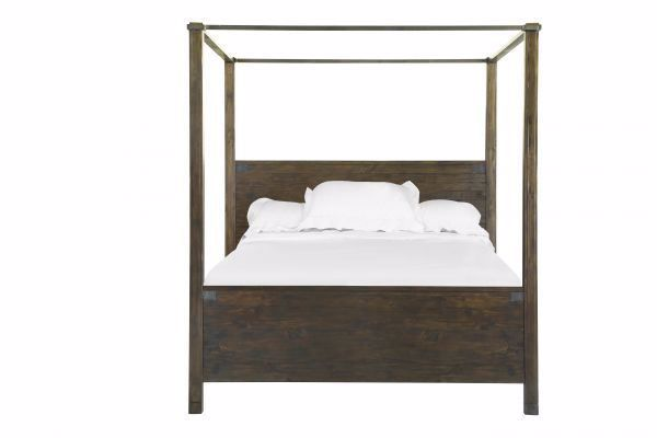 Picture of PINE HILL KING POSTER BED