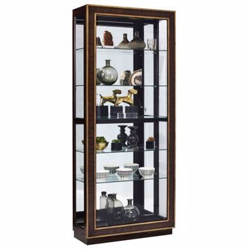 Picture of FINLEY SLIDING DOOR CURIO