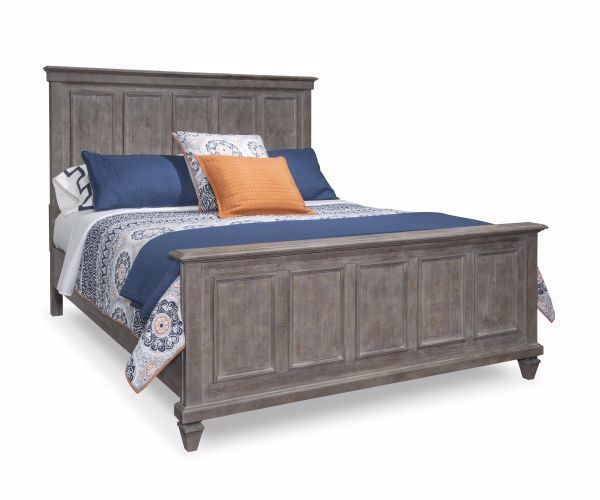 Picture of LANCASTER KING PANEL BED
