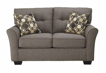 Picture of TIBBEE SLATE LOVESEAT