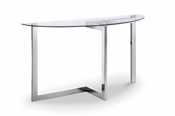Picture of ARIES DEMILUNE SOFA TABLE