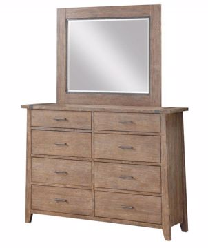 Picture of VIEWPOINT DRESSER AND MIRROR