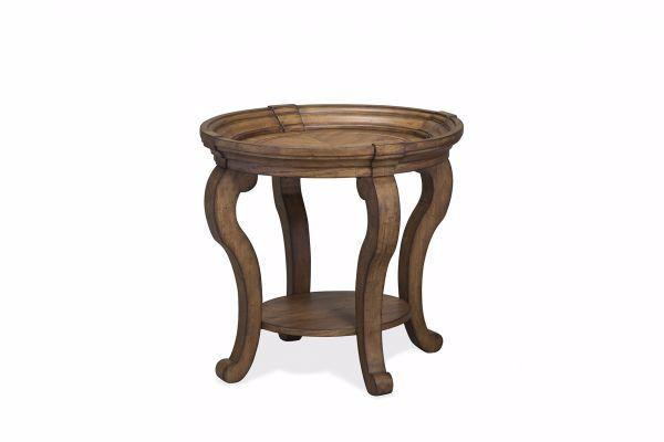 Picture of ISABELLA END TABLE