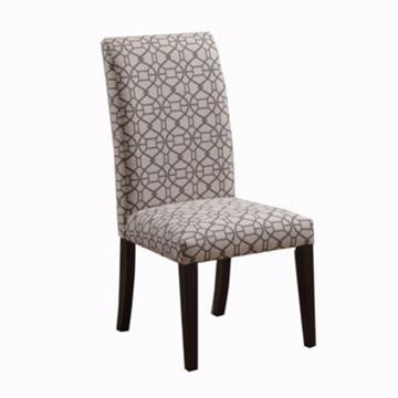 Picture of POWELL PARSON CHAIR TAUPE