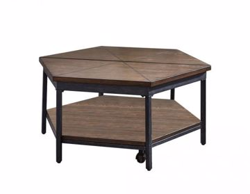Picture of ULTIMO LIFT TOP COCKTAIL TABLE