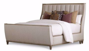 Picture of CITYSCAPES - CHELSEA KING SHELTER SLEIGH BED