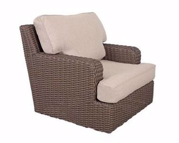 Picture of BROOKSTONE CLUB SWIVEL GLIDER W/ CUSHION