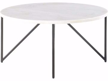 Picture of CEDRIC ROUND COCKTAIL TABLE
