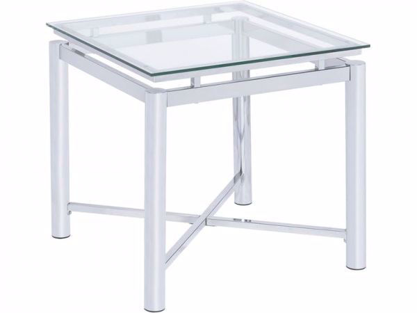 Picture of SAVANNAH END TABLE