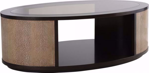 Picture of LUSSO OVAL COCKTAIL TABLE