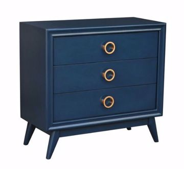 Picture of POMEROY INDIGO ACCENT CHEST