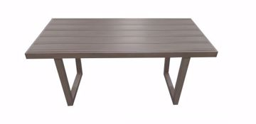 Picture of LENNOX BANQUETTE DINING TABLE