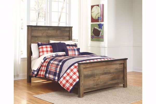 Picture of TRINELL FULL PANEL BED