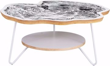 Picture of SCHELL ROUND COCKTAIL TABLE