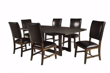 Picture of CANTON 7-PC. DINING SET