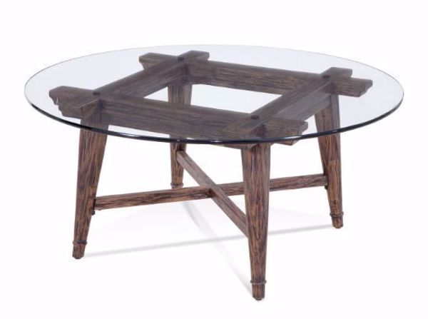 Picture of BENNIS ROUND COCKTAIL TABLE
