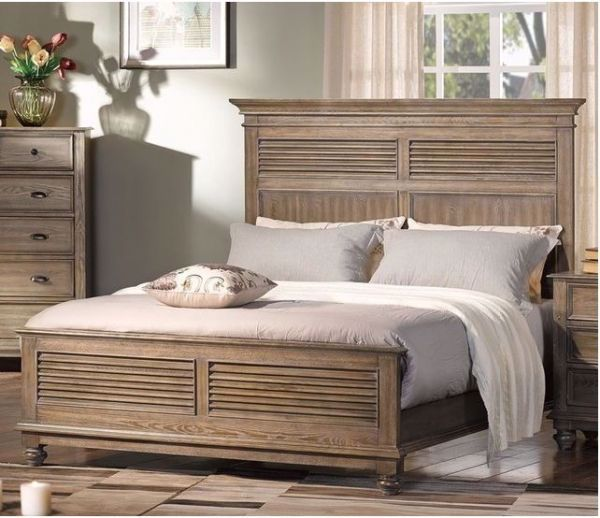 Picture of LAKEPORT QUEEN PANEL BED