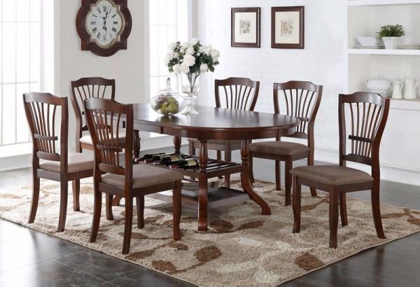 Picture of BIXBY DINING TABLE
