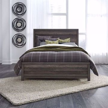 Picture of TANNERS CREEK KING PANEL BED