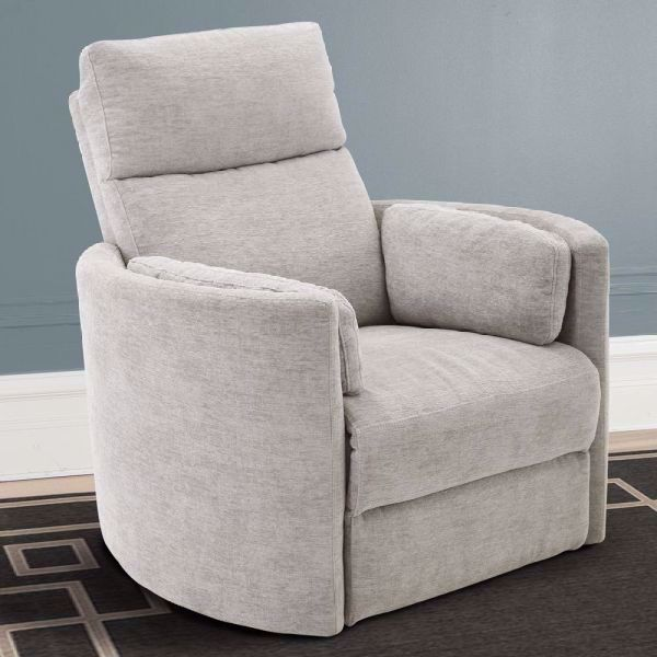 Picture of RADIUS SWIVEL GLIDER RECLINER MINERAL