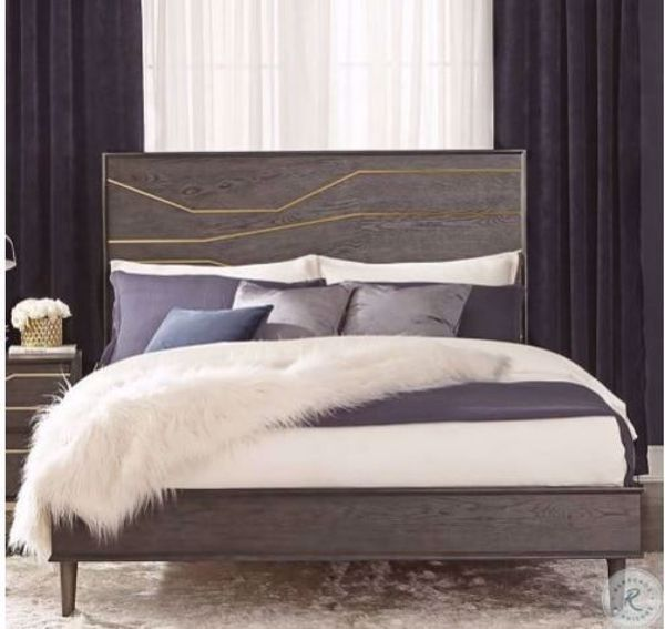 Picture of GOODWIN KING PANEL BED