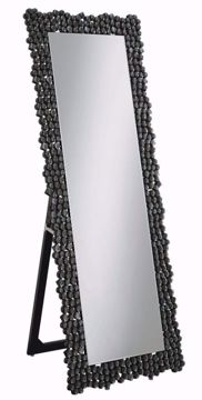 Picture of RHINESTONES CHEVAL MIRROR