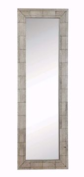 Picture of TILE FRAMED LEANER MIRROR