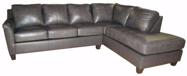 Picture of SOFT TOUCH FOG 2-PC. SECTIONAL