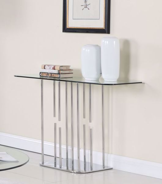 Picture of FLOATING GLASS SOFA TABLE