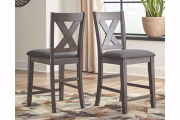 Picture of CAITBROOK UPHOLSTERED BARSTOOL