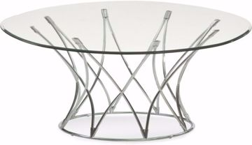 Picture of MERCER ROUND COCKTAIL TABLE