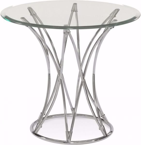 Picture of MERCER ROUND END TABLE