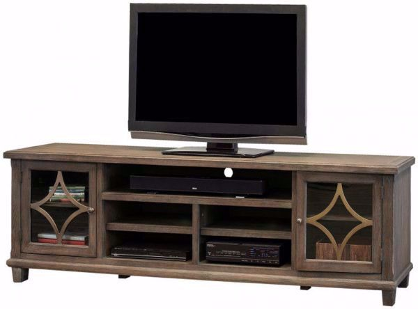 "Picture of CARSON 87"" TV CONSOLE"