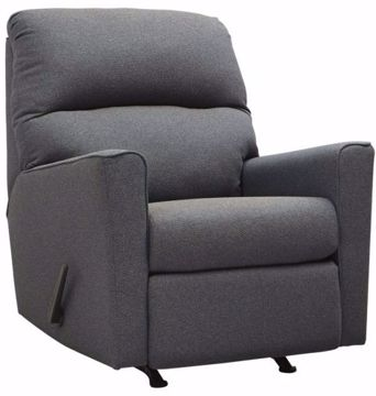 Picture of KIESSEL STEEL ROCKER RECLINER