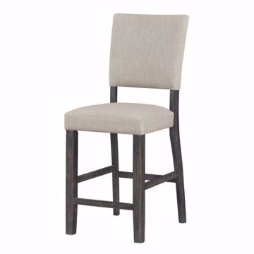 Picture of AUBURN CHARCOAL COUNTER CHAIR
