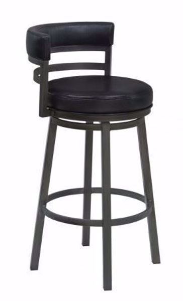 """Picture of MADRID 26"""" COUNTER STOOL MINERAL"""