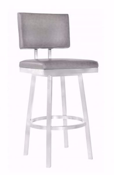 """Picture of BALBOA 26"""" COUNTER STOOL STEEL"""