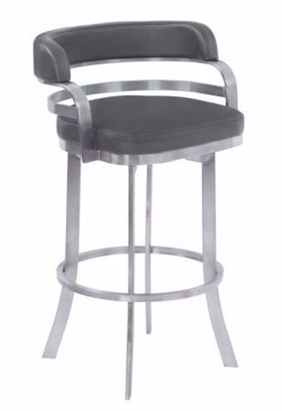 "Picture of PRINZ 26"" COUNTER STOOL GRAY"