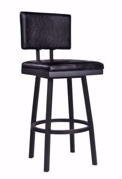 "Picture of BALBOA 30"" BARSTOOL BLACK"